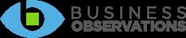 Business Observations Logo